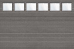 Mid Century Modern Overhead Door
