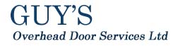 Guy's Overhead Door Services